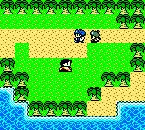 Dragon Warrior Monsters 2: Cobi's Journey Game Boy Color Cobi and his sister Tara