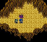 Dragon Warrior Monsters 2: Cobi's Journey Game Boy Color In the dark cave...