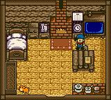 Harvest Moon GB Game Boy Color Home sweet home...
