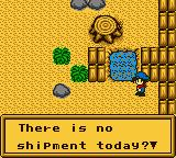 Harvest Moon GB Game Boy Color There is no shipment today?