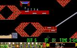 Oh No! More Lemmings DOS Crazy - Level 3