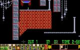 Oh No! More Lemmings DOS Crazy - Level 12
