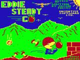 Eddie Steady Go! Dragon 32/64 Title screen