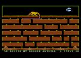 Ardy the Aardvark Atari 8-bit I'm ready for some tongue action!