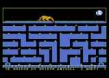 Ardy the Aardvark Atari 8-bit Why is it so cold?