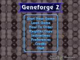 Geneforge 2 Windows start menu