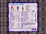 Geneforge 2 Windows character creation
