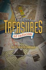 Lost Treasures of Infocom iPhone Splash screen