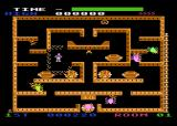 Lost Tomb Atari 8-bit Just clearing the way....