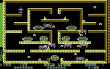 Lost Tomb Commodore 64 Game begins