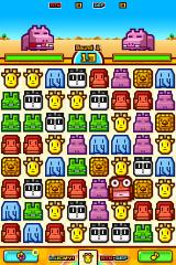 Zookeeper Battle Android Animals are not happy when you select them...