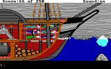 Gold Rush! DOS The sea is dangerous around Cape Horn (probably the highest number of random deaths from the player's point of view)