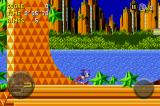 Sonic CD Android A lovely view of the river that seems to embrace all starting sonic stages.