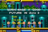 Sonic CD Android Sonic made a good future, by remaking the past... already remade by Eggman... previously made by...?