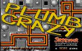 Plumb Crazy Atari ST Title screen