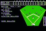 Computer Baseball Apple II Batter up!