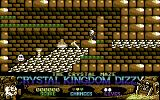 Crystal Kingdom Dizzy Commodore 64 The Crystal Maze