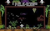 Treasure Island Dizzy Commodore 64 Star fishes love you - Jellyfish really loves you! You know it's true!