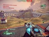 Tribes: Ascend Windows An enemy Shrike