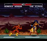 Justice League: Task Force SNES Catch this!