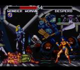 Justice League Task Force SNES Stay there!
