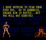 Justice League: Task Force SNES Short dialogue