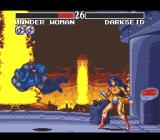 Justice League: Task Force SNES Finish him!... ehm, not this game.