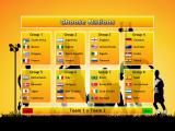 Sensational World Soccer 2010 Windows Menu