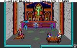 Hero's Quest: So You Want To Be A Hero DOS Don't drink the dragon's breath!