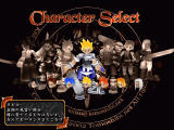Knight of Knights Windows Character select