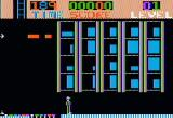 Highrise Apple II Sending them over to the building area