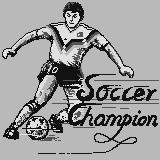 Soccer Champion Supervision Title screen.