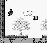 Attack of the Killer Tomatoes Game Boy Our hero can jump...