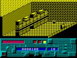 Ball Breaker ZX Spectrum The first level