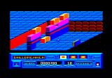 Ball Breaker Amstrad CPC The first level
