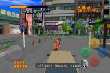 Jet Grind Radio Android Cars in Tokyo-to must get money off their insurance for hitting skaters...