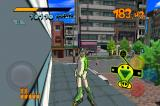 Jet Grind Radio Android The rotating Jet Set Radio symbols can be picked up to earn new graffiti designs.
