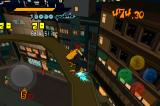 Jet Grind Radio Android A long spiral pipe to grind on.