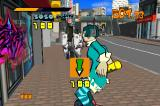 Jet Grind Radio Android Paint fast! The police are trying to run you down with motorcycles!