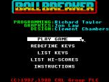 Ballbreaker II ZX Spectrum Hm, are we really certain this is not a duplicate game entry?