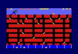 Gatecrasher Amstrad CPC A few boxes filled