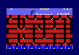 Gatecrasher Amstrad CPC Level completed