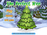 The Perfect Tree Windows Title screen and main menu