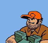 Billy Bob's Huntin'-n-Fishin' Game Boy Color Those drawings show success or failure.