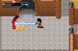 Dragon Ball Z: The Legacy of Goku II Game Boy Advance Did he survive?