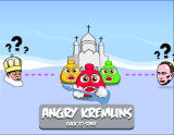 Angry Kremlins Browser Title screen