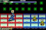 Mega Man Battle Network 2 Game Boy Advance Fighting