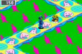 Mega Man Battle Network 3: Blue Version Game Boy Advance Aaa, my eyes!