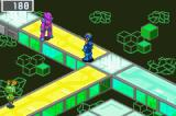 Mega Man Battle Network 3: Blue Version Game Boy Advance Strange virtual reality