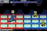 Mega Man Battle Network 3: Blue Version Game Boy Advance Fighting
